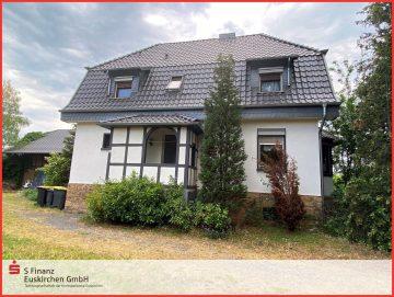 Bad Münstereifel-Arloff: Zweifamilienhaus mit separaten Eingängen! 360° Begehung, 53902 Bad Münstereifel, Zweifamilienhaus