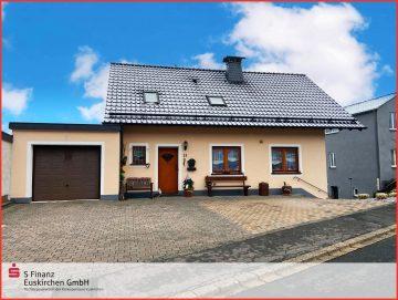 Stadtkyll: Koffer packen und einziehen – Einfamilienhaus mit Garage! 360° Begehung, 54589 Stadtkyll, Einfamilienhaus