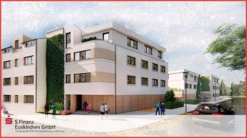 Grüner Wohnen im Zentrum von Euskirchen!, 53879 Euskirchen, Etagenwohnung
